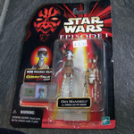 Star Wars Episode 1 Ody Mandrell & 0taga 222 Pit Droid mosc 1999